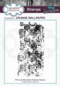 CE Rubber Stamp by Andy Skinner - Grunge Wallpaper - CEASRS005